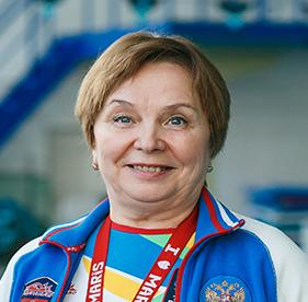Терёхина Наталья Ивановна